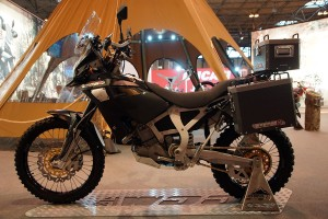 CCM Motorcycles GP450 Adventure bike