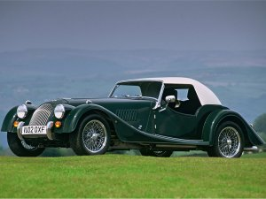 2002 Morgan Plus 8 Le Mans 62