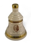 2012 Christmas Bell's Scotch Whisky flagon produced by Wade Ceramics