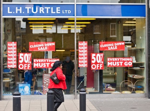 Turtles was a very large good old-fashioned hardware shop.