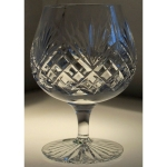 Welsh Royal Crystal 033 LG Brandy Glass. Made in Wales.