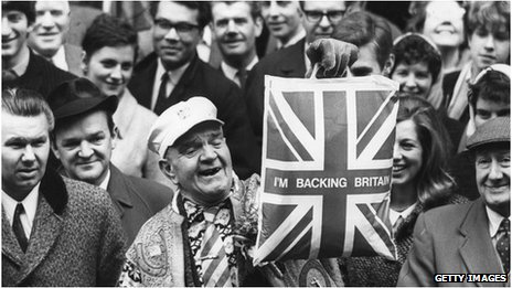 The 1968 I'm Backing Britain campaign