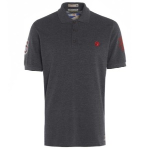 MECCANICA Basic Polo. Made in England.