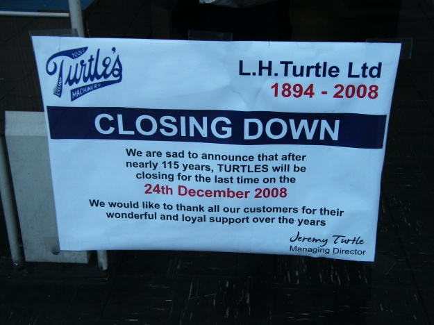 L H Turtle. 1894-2008