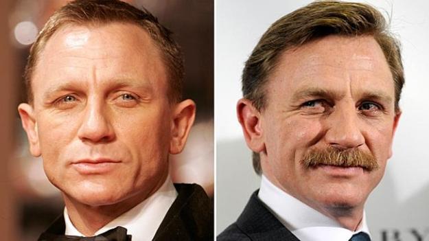 Daniel Craig Movember 2013