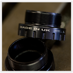 Middleburn Bottom Bracket.  Made in UK.