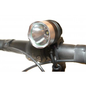 CLULITE (BIK-1) BIKE/HEAD LIGHT