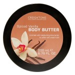 Creightons Spiced Vanilla Body Butter. Made in England.