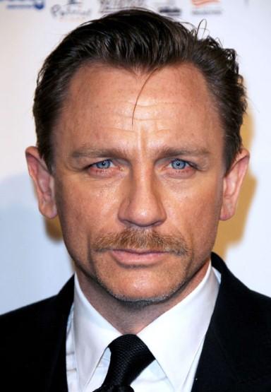 Daniel Craig Movember 2011