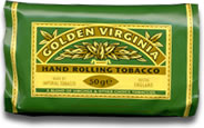 Golden Virginia hand rolling tobacco no longer to be made in England