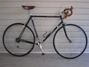 A (re-built) Dawes Super Galaxy c.1980s.  Made in England.