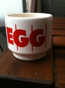 Hornsea Pottery Egg Cup 1