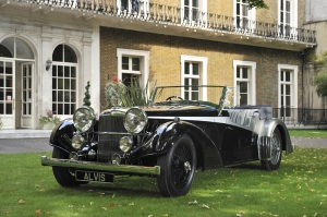 Alvis - The Continuation Car
