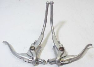 Some duel pull (or auxiliary or extension) brake levers.
