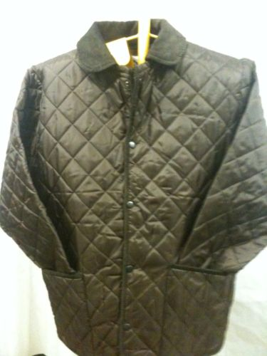 Ballinger DIAMOND QUILTED JACKET. Made in England