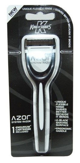 King of Shaves Azor razor. Made in the UK.