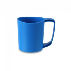 Lifeventure Ellipse Mug, in blue.