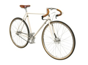 Pashley Clubman Urban bicycle. Made in England.