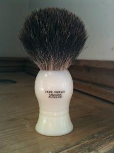 Taylor's shaving brush