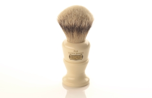 Simpsons Polo 8 Super badger shaving brush.  Made in England.