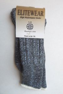 ELITEWEAR High Performance Socks F.J.B. Established 1886 Made in the UK