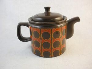 A vintage AWS teapot.