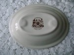 Vintage Kernewek soap dish. Made in England. 2