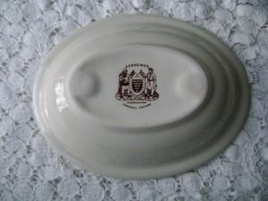 Vintage Kernewek soap dish. Made in England. 2