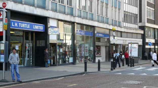 "Turtle's of Croydon (October 2008). After nearly 115 years in Croydon, this family-run business ceased trading on 24th December 2008. It was always the first port of call for those ""difficult to find"" items."
