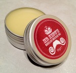 MR KING'S MARVELLOUS MOUSTACHE WAX.  Made in the UK.