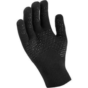 Sealskinz Ultragrip Gloves, black, made in England.