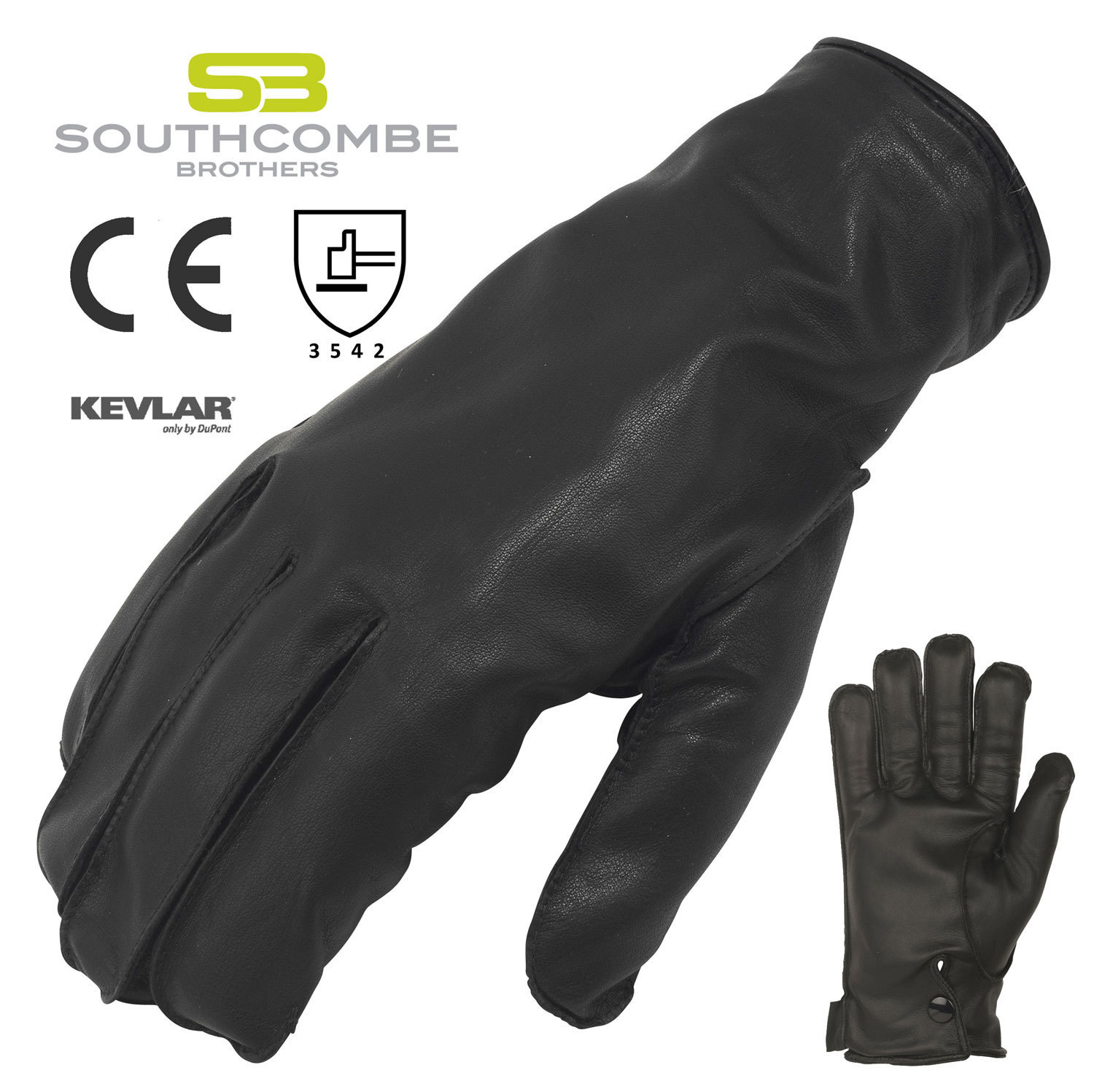 John lewis ladies black leather gloves - Southcombe British Made Kevlar Lined Leather Gloves