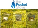 The Pocket Stove by backpackinglight.co.uk. Made in the UK