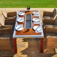 Garden furniture and deck chairs that are made in Great Britain