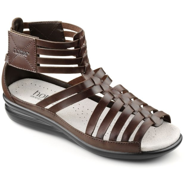 Hotter LIVIA SANDALS.  Made in England