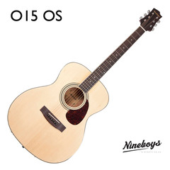 Nineboys O15 Guitar. Made in the UK.