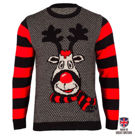 Jack Masters Ltd / British Christmas Jumpers / Sweateronline ...