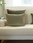 Lily Matthews British made velvet scatter cushions