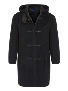 JAMES AUBREY WOOL BLEND DUFFLE COAT