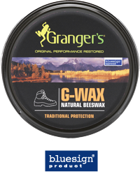 Grangers G-Wax. Made in the UK.