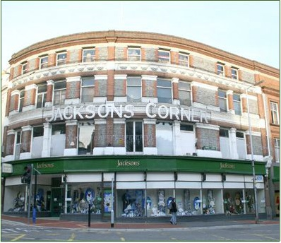 Jacksons of Reading Department Store, December 2012
