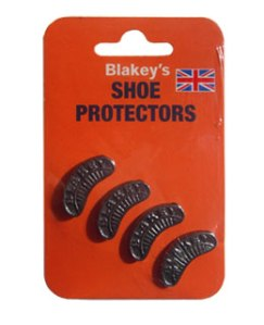 Blakey's Segs No. 7 shoe protectors.