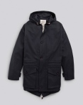 Private White V.C. DEANSGATE PARKA - NAVY