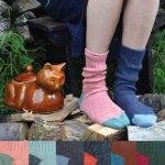 John Arbon Textiles shetland-wool-socks-2012 - 90% Shetland wool / 10% nylon