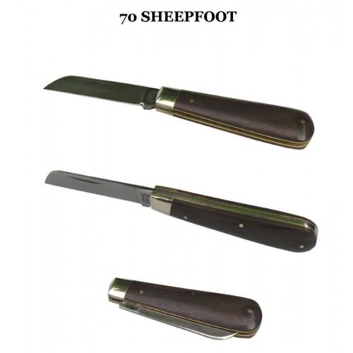 Arthur Wright 70W 70mm Farmers Sheepfoot