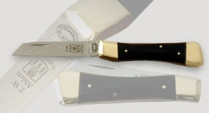 "Trevor Ablett ""New pattern"" Lambfoot pocket knife"