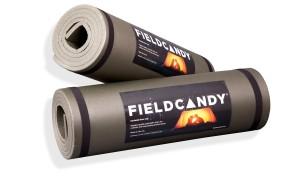 FieldCandy insulated floor mat pair. Made in the UK.