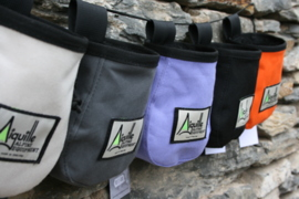 Aiguille Alpine Chalk Bag. Made in the Lake District, England.