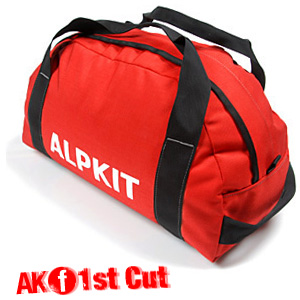 Alp KitBag [Small] 30L duffle bag. Made in the UK (using UK nylon, German Cordura and YKK zips).