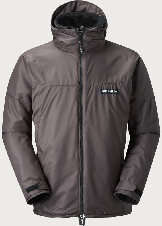 Buffalo Systems Alpine Jacket in bark